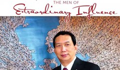 Francis Chua Was Chosen By The Philippine Cancer Society As The Men Of Extraordinary Influence Of 2020