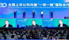 一带一路国际合作论坛深圳举办 蔡聪妙应邀在线参加作开场发言